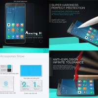 Xiaomi Redmi Note 2 - Nillkin Anti-explosion H Glass