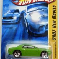 Hotwheels Dodge Challenger Concept