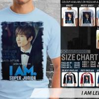 Kaos I am Leeteuk Super Junior