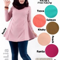 harga Supplier Baju Hijab : Weggy Top By Salia / Peplum Wedges Murah Tokopedia.com
