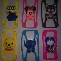 BUMPER CASE / KONDOM HANDPHONE / HP KARAKTER 3D BESAR