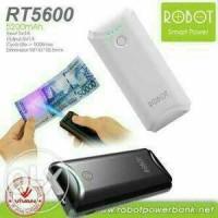 harga Powerbank Robot Rt5600 5200mah 5200 Mah Origial By Vivan Tokopedia.com