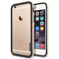 Spigen Neo Hybrid Ex Metal iPhone 6 - Champagne Gold