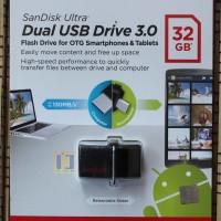 Flashdisk SanDisk Ultra OTG 32GB USB 3.0