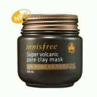 Innisfree jeju volcanic pore clay mask/face mask
