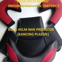 harga Busa Helm Nhk Predator 2v / Kancing Plastik Tokopedia.com