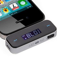 ASP-01 Wireless & FM Transmitter For iPhone,Android & Car-Home audio