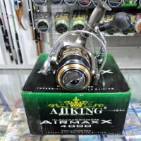 harga Reel Ajiking AirMaxx 4000 Tokopedia.com