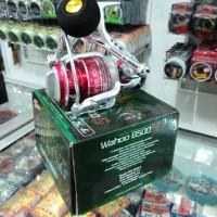 harga Reel Ajiking Wahoo 8500s Tokopedia.com