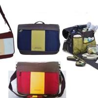 ALLERHAND MESSENGER BAG BIRU/ TAS BAYI ALLERHAND MODEL SAMPING