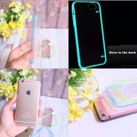 harga Bumper Glow Case Glow In The Dark For Iphone 4/s,5/s,6/s Tokopedia.com