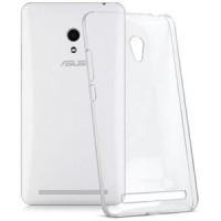 Softcase / Cover Asus Zenfone 5 Bening / Transparan