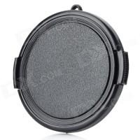 Jual Lens Cap / Tutup Lensa Polos diameter 58mm Murah