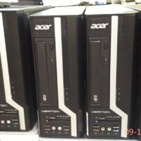 Acer X6610G Core i3 - 2100