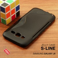 Samsung Galaxy J5 Soft Jelly Gel Silicon Silikon Tpu Case Softcase