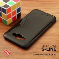Samsung Galaxy E7 Soft Jelly Gel Silicon Silikon TPU Case Softcase