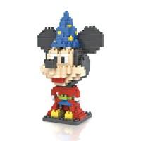 Jual Loz 9420 Mickey Magician Murah