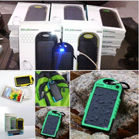 POWER BANK SOLAR CELL 100000mAh BAGUS MURAH