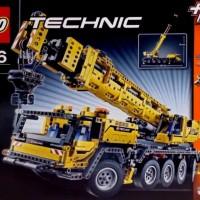 Lego 42009 Crane MK II