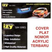 harga Cover Plat Nomor Acrylic Terbaru Tokopedia.com