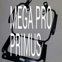 harga breket lampu pesek honda mega pro primus Tokopedia.com