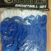 Jaring Ring Basket / Basketball Net Bounce 12 Loops