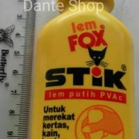 Lem Cair Fox 60gr
