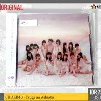 CD AKB48 TSUGI NO ASHIATO (JAPAN ORIGINAL VER)