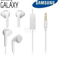 Earphone Handsfree Samsung Galaxy Young ORIGINAL 100% EHS-61 (White)