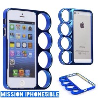 harga Knuckle Case Iphone 5 5s - Blue Tokopedia.com