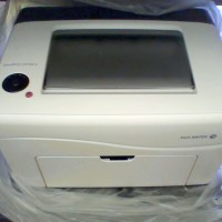 Printer Laser Color Fuji Xerox Docuprint CP105b (Like New)