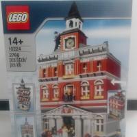 LEGO 10224 TOWN HALL / LEGO MODULAR / LEGO CITY