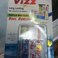harga Baterai vizz  double power nokia BP-3L 3L evercoss A28S Tokopedia.com
