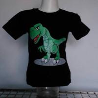 harga kaos dinosaurus untuk anak umur 1 s/d 9 tahun Tokopedia.com