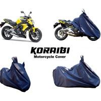 Koraibi Cover Motor K2 Motor Sport Naked Bike - Navy