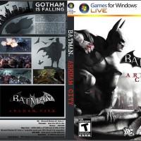 Kaset PC Game : Batman Arkham City - Englsih