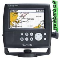 GPS ECHOSOUNDER GARMIN 585 KALTIM