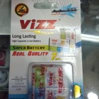 baterai vizz nokia / evercoss A28s  BP-3L BP3L 710 / 610 / 603 2050mAh