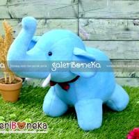 Boneka Gajah Biru ( HK - 37 )
