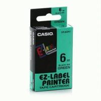 harga Ez Label Printer Tape Casio 6 Mm Tokopedia.com