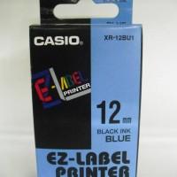 harga Ez Label Tape Printer Casio 12 Mm Tokopedia.com
