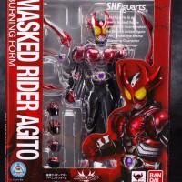S.H.Figuarts Kamen Rider Agito Burning Form
