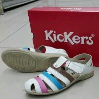 Jual sepatu sandal kickers grade ori murah wanita Murah