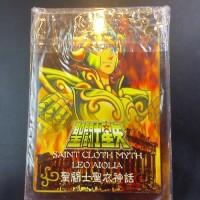 HS458 Bandai Saint Seiya Cloth Myth Metal Plate Gold LEO AIOLIA