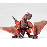 Revoltech Monster Hunter ~Tigrex Rare Spesies (Late Pre Order)