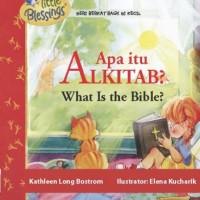Berkat bagi Si Kecil (MENGAPA ADA SALIB?, APA ITU ALKITAB?)