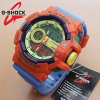 harga Casio G-Shock GBA-400 (Orange Blue Yellow) Tokopedia.com