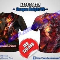 Kaos Dota 2 Dragon Knight SERI B