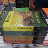 harga Tetralogi Novel Pramodya Ananta Toer 1 Set - 4 Buku Tokopedia.com