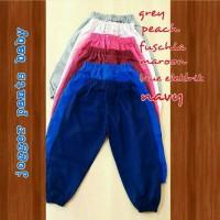 Jogger Pants Baggy Pants celana anak celana katun anak bayi baby kids